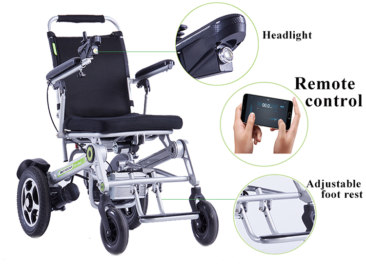 Airwheel H3S powered wheelchair