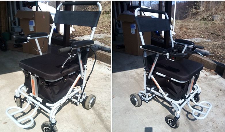 Power and Manual wheelchairs Airwheel H8