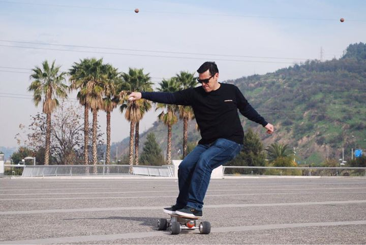 Airwheel M3 electric airboard
