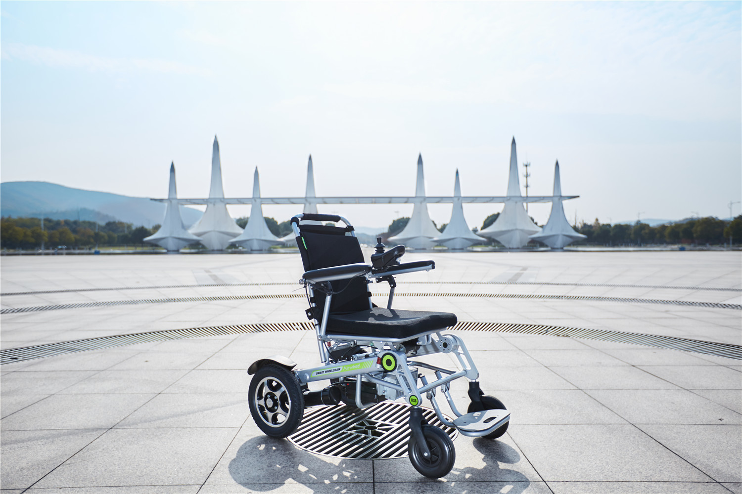 Airwheel H3S Smart Electric Wheelchair