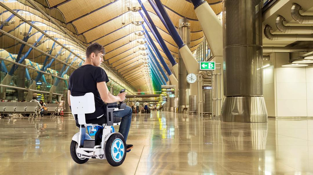 Airwheel A6S vehicle for disabilities