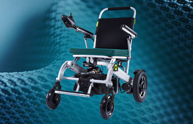 Airwheel H3S electric wheelchair(4).