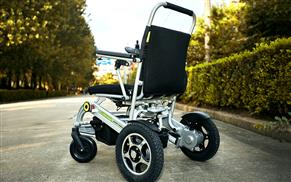 Airwheel H3S folding power chairs(1).