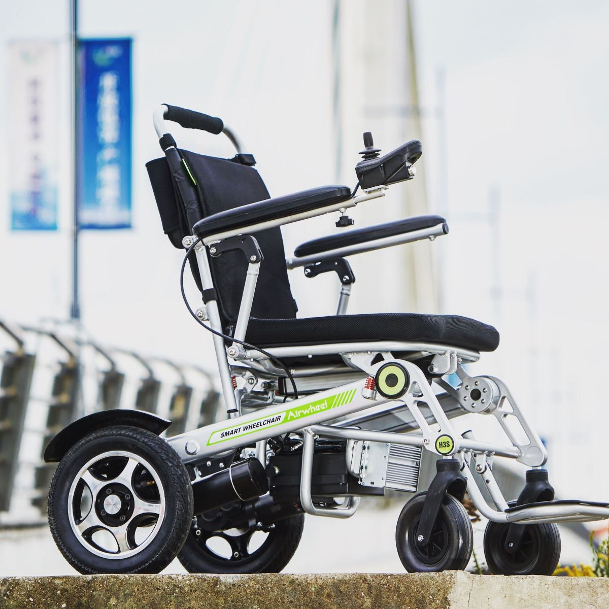 Airwheel H3S power chair(5).