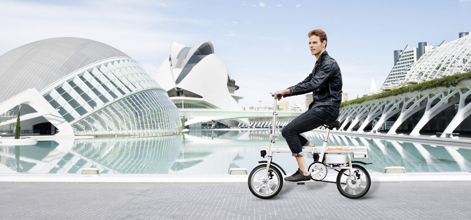 Airwheel R6 Best Electric Bikes(5).