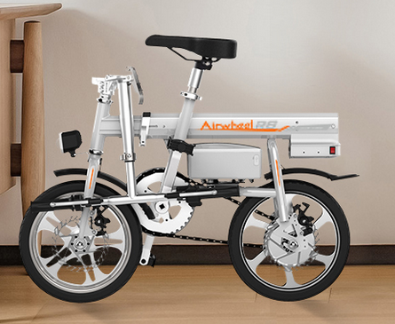 Airwheel R6 electric assist bike(5).