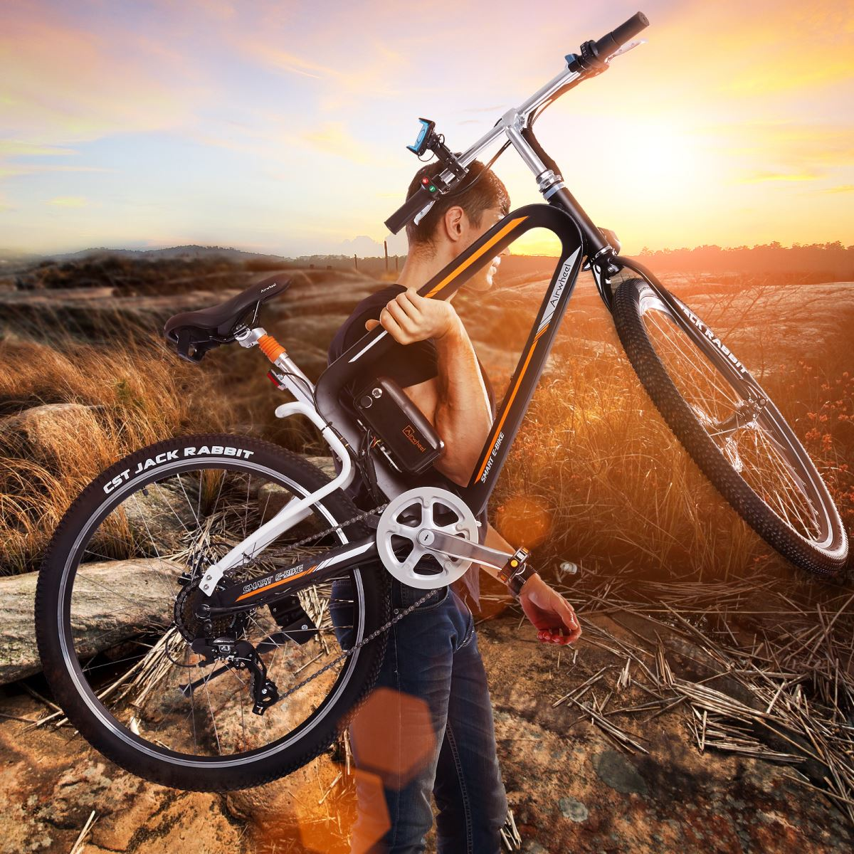 Airwheel R8 Electric Bike Kits.
