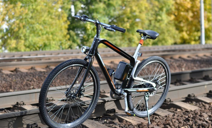 Airwheel R8 Portable electric bicycles(2).