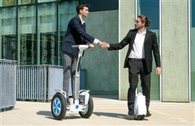 Airwheel S5 self balance electric scooter.