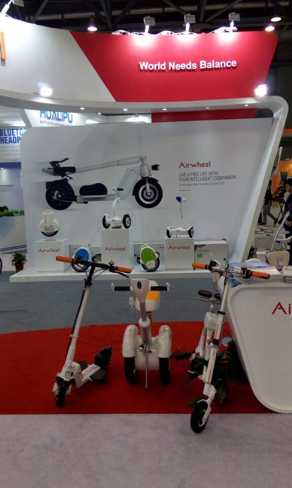 Airwheel monociclo eléctrica
