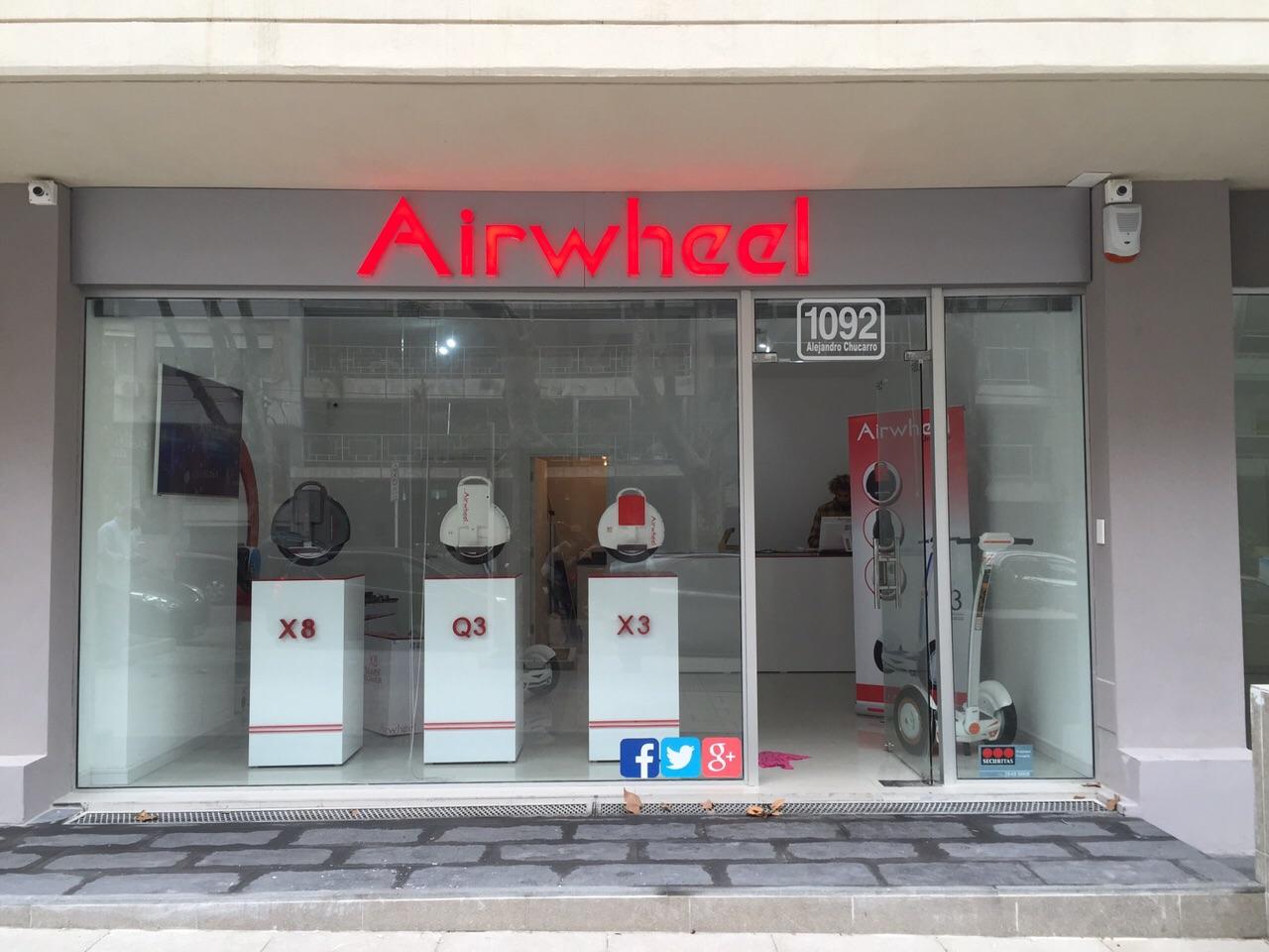 airwheel 전동외발휠