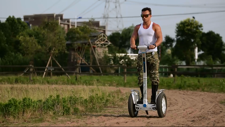 intelligent self-balancing two-wheel scooter Airwheel S5