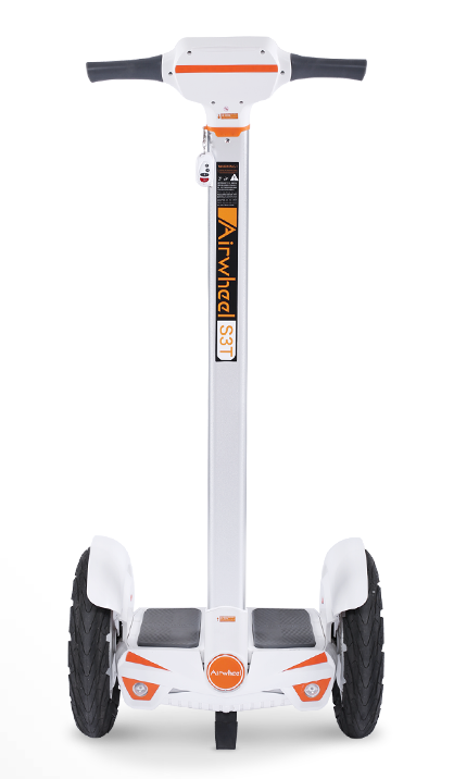 Keep green, protect air and then choose Airwheel electric self-balancing scooter.