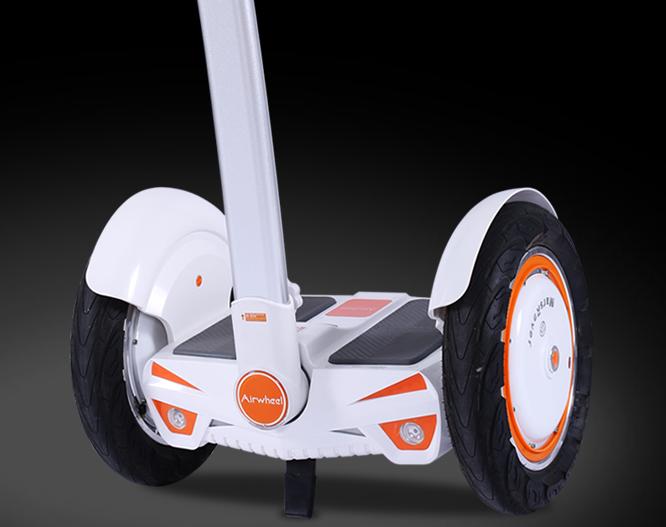 Mantenere verde, protezione dell'aria e quindi scegliere Airwheel S3T scooter elettrico di auto-bilanciamento.