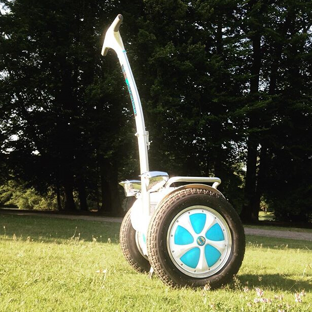The Engineering Concept of Airwheel S5 Electric Self-balancing Scooter