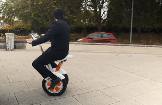 sitting posture electric two wheel scooter