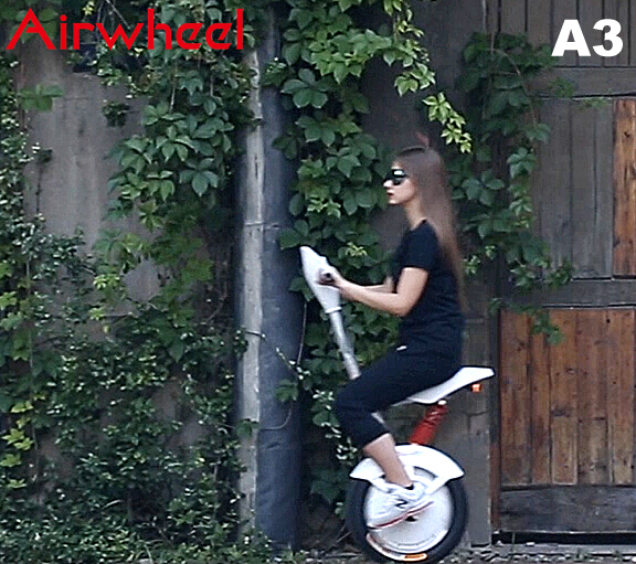 airwheel intelligent sitting posture scooter