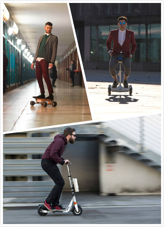 Airwheel M3, Z3
