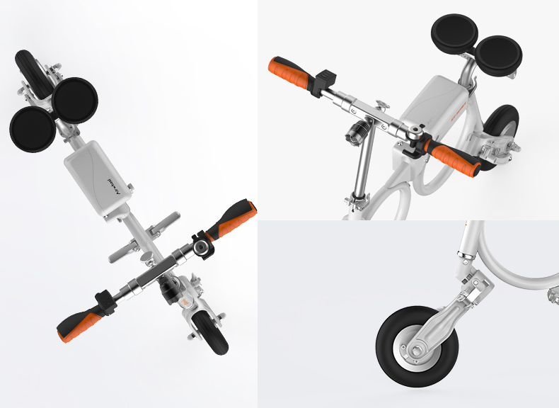 super service mini electric bike