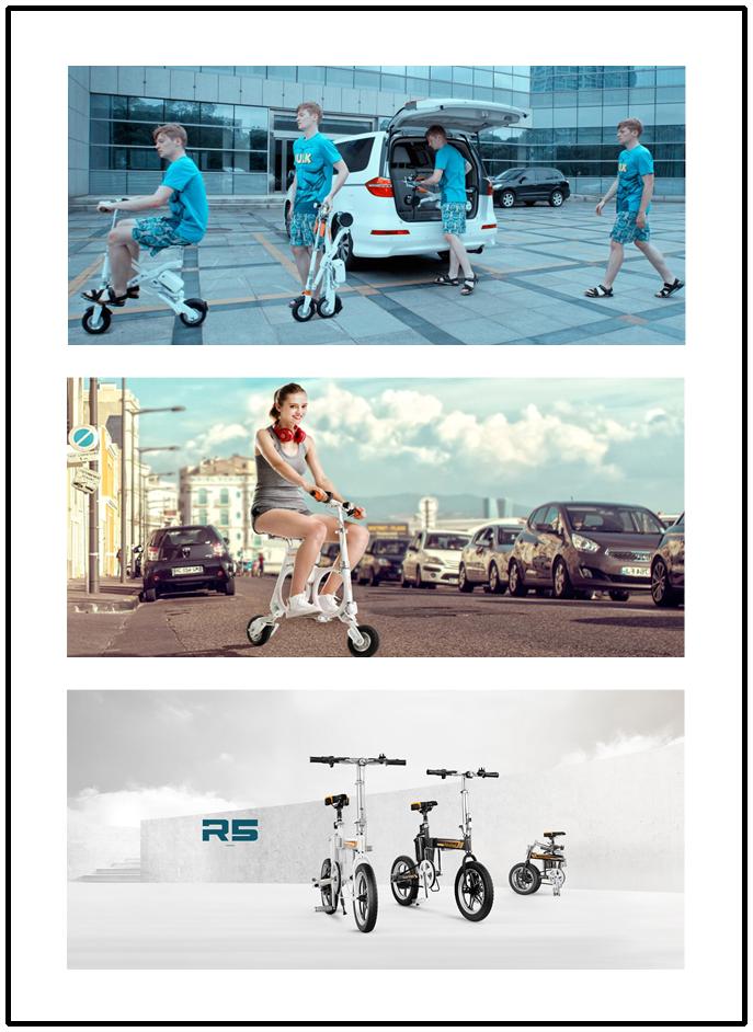 e magazine vélo