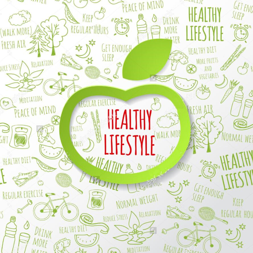 Green and healthy lifestyle