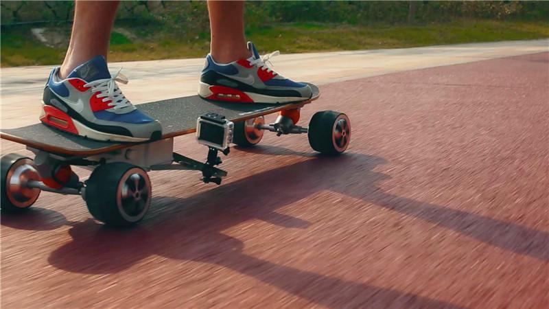 skateboard motorisé