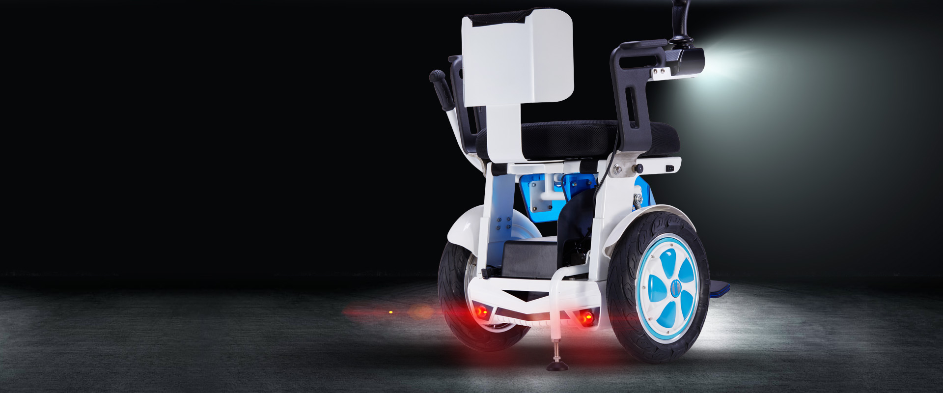 Airwheel A6S lightweight balance wheelchair