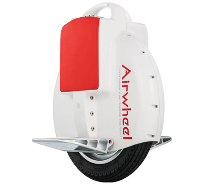 Airwheel X3, électrique monocycle