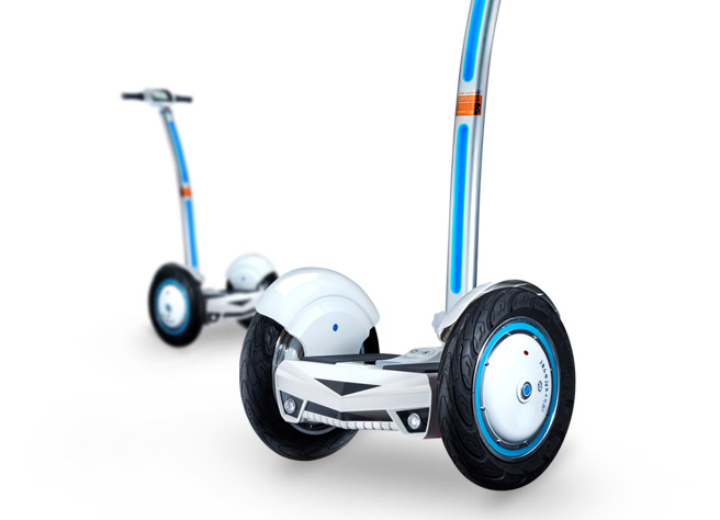S3 two wheel self-balancing electric scooter