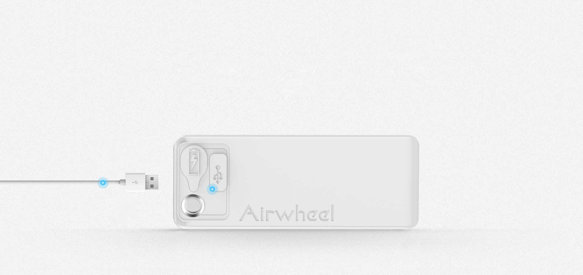 Airwheel battery