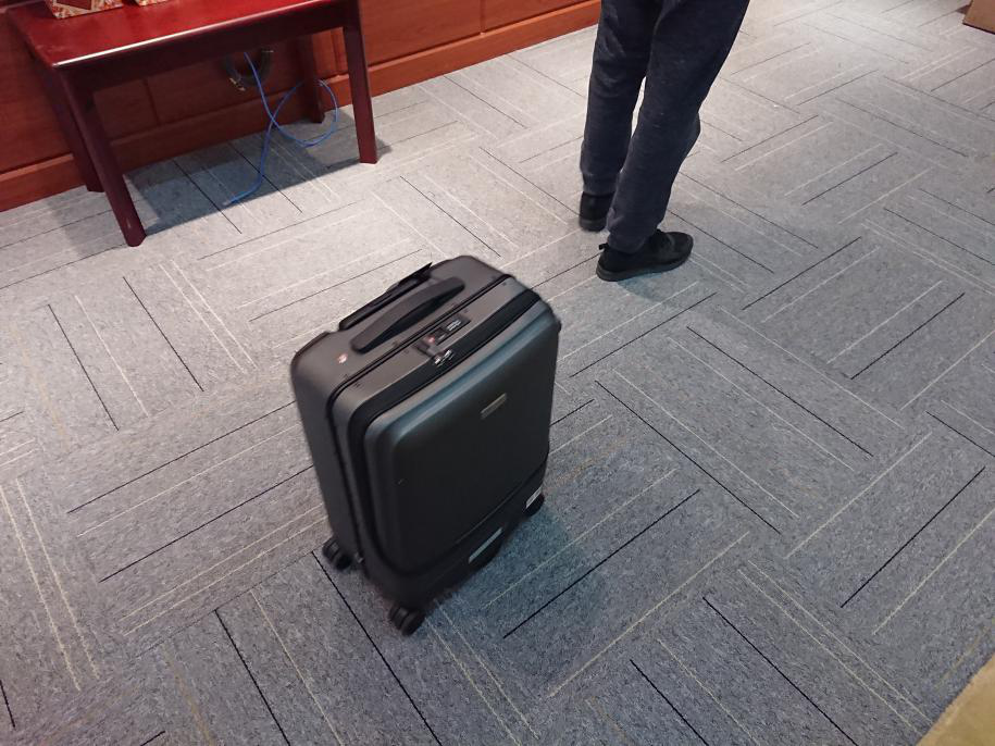 Airwheel SR5 Self-driving Suitcase
