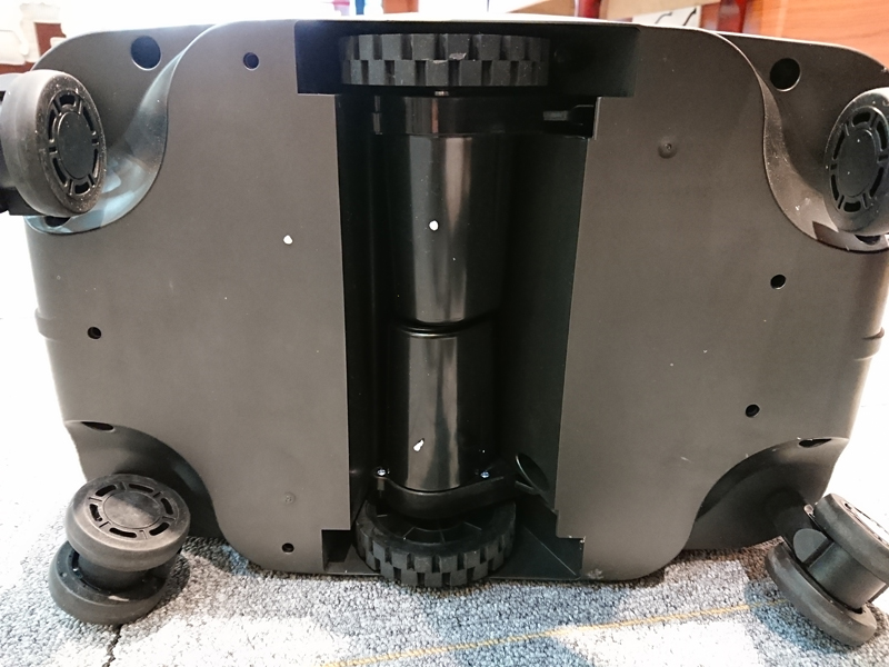 Airwheel riding Luggage