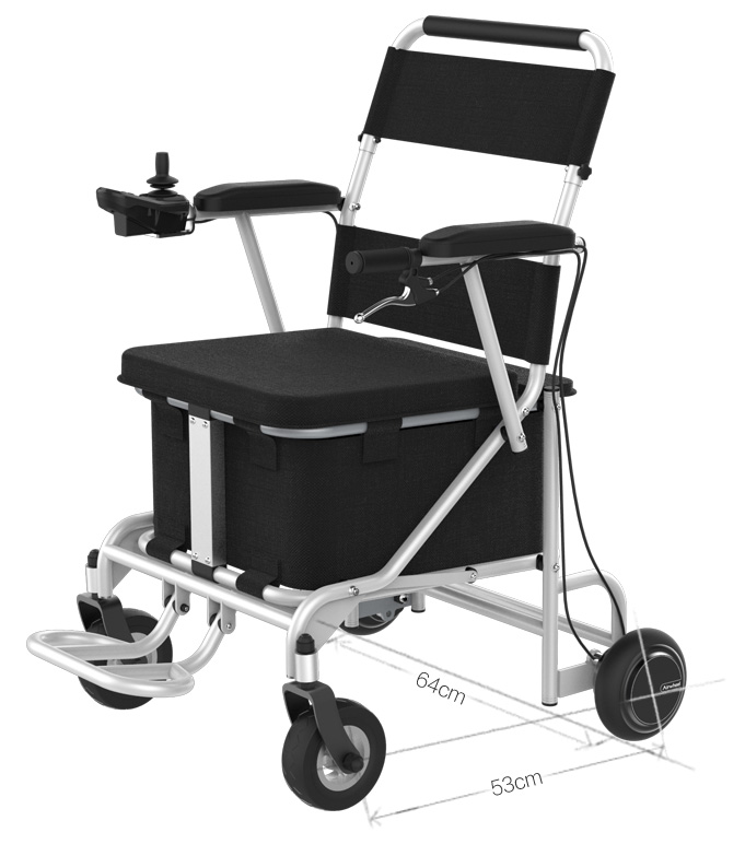 Airwheel H8 Power and Manual wheelchairs