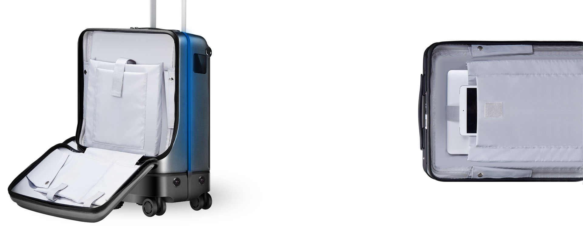 Airwheel SR5 travelmate luggage