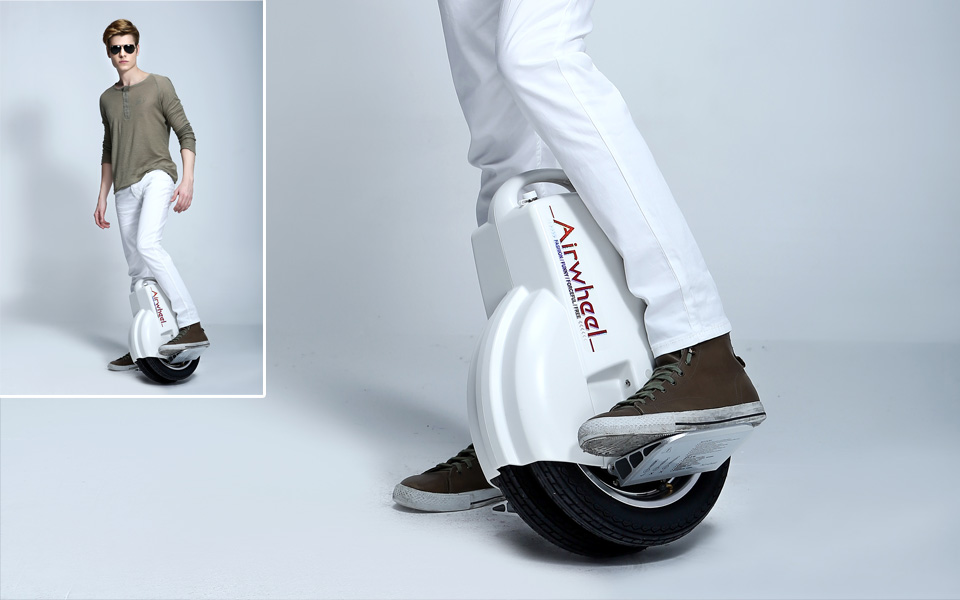 Airwheel, Q3 self balance electric unicycle,  one wheel electric scooter