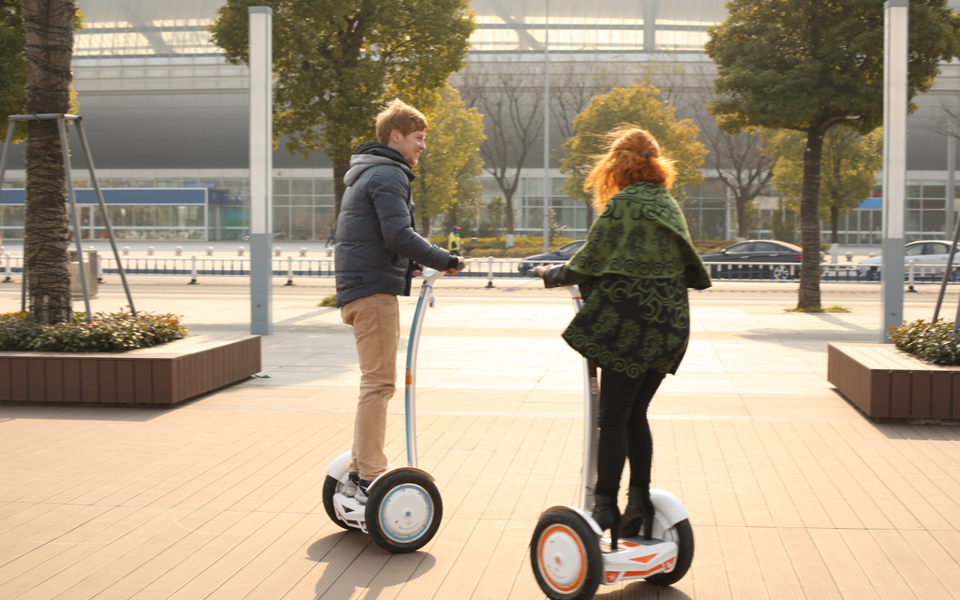 Airwheel, electric unicycle, Airwheel scooter