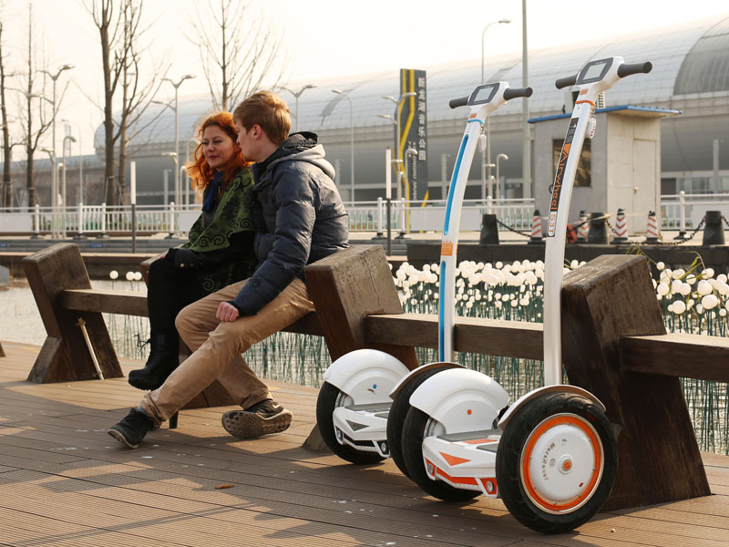 electric self-balancing unicycle, Airwheel