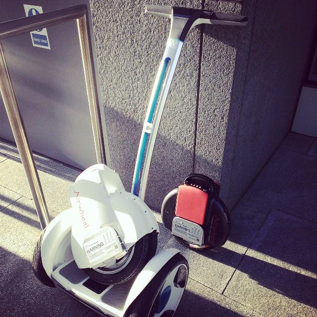 Airwheel, scooter portable s, mini scooter électrique