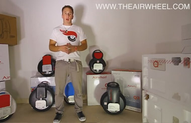 one wheel scooter,Airwheel X5,scooter