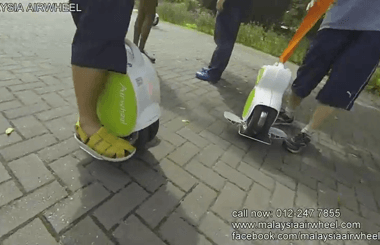 electric scooters,bike one wheel,Airwheel Q6