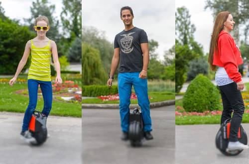 Lead the Tendency of Modern Science with Airwheel Electric Self-balancing Scooter