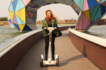 Airwheel, eléctrico scooter, scooter