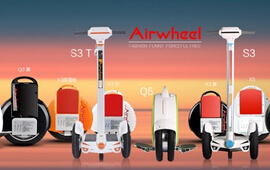 Airwheel Intelligent Self-balancing Scooter to Appear in Seberang Prai Car Free Morning