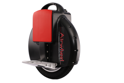 Airwheel intelligent electric unicycle X3 acts as a tastemaker.