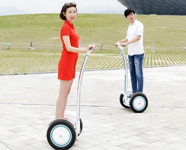 Airwheel, 전동외발휠