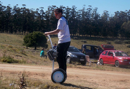 High-end Brand Affordable Now-Airwheel, the Forerunner of Electric Unicycle