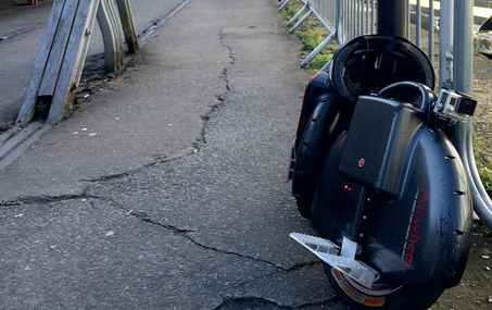 Airwheel X8 single wheel electric scooter Receives Rave Reviews from Its Users