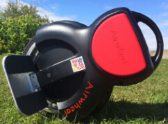 Airwheel Q1 gives you a different riding experience