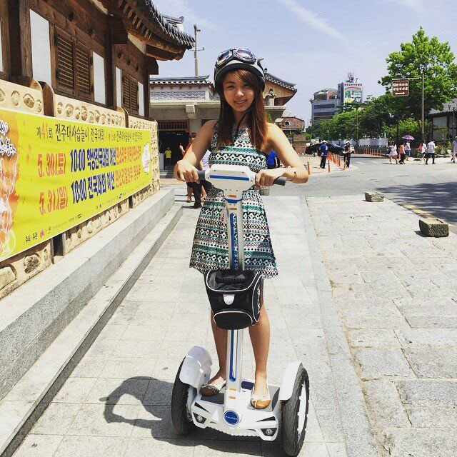 Airwheel S3 Electric Self-balancing Unicycle, Creating a New Style of Environmental Production
