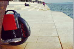 Airwheel Intelligent Unicycle X3 Brings Trendy New Life.